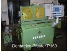 GEAR MACHINES PFAUTER P160 USED