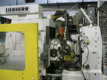 GEAR MACHINES LIEBHERR L252 USE