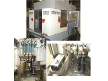 MACHINING CENTRES CHIRON FZ12 U