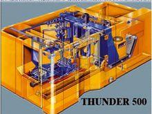 MACHINING CENTRES THUNDER 500 U
