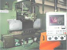 MILLING MACHINES - BED TYPE CB