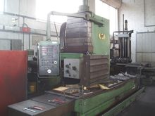 MILLING MACHINES - BED TYPE FPT
