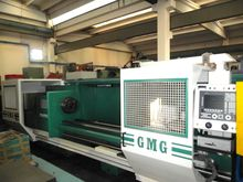 LATHES - CENTRE GMG MEMO USED