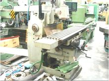 MILLING MACHINES - UNIVERSAL GR