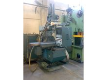 MILLING MACHINES - HIGH SPEED G