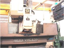 MACHINING CENTRES HWACHEON VMC