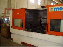 LATHES - CN/CNC MENTI 550 USED