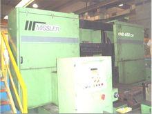 SAWING MACHINES MISSLER DEB 650