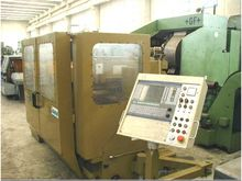 MILLING MACHINES - BED TYPE OMV