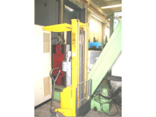 FORKLIFT ORMIC 10-30 HP USED