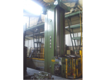 BORING MACHINES PAMA FT 140 USE
