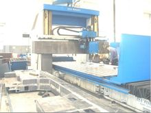 MILLING MACHINES - PLANO PENSOT