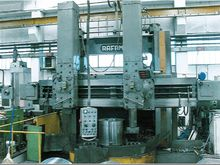 LATHES - VERTICAL RAFAMET KC F2