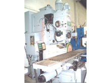 MILLING MACHINES - VERTICAL RAM
