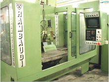 MILLING MACHINES - BED TYPE RAM