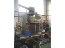 MILLING MACHINES - VERTICAL TOS