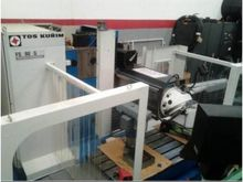 MILLING MACHINES - BED TYPE TOS