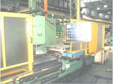 MILLING MACHINES - BED TYPE WAN