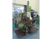MILLING MACHINES - HIGH SPEED A