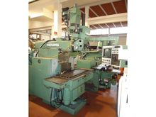 MILLING MACHINES - HIGH SPEED I