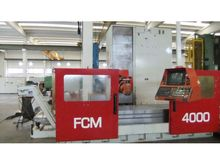 MILLING AND BORING MACHINES CME