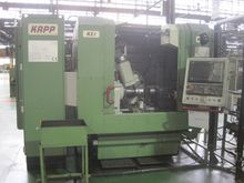 2000 SHARPENING MACHINES KAPP K