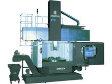 LATHES - VERTICAL HANKOOK VTB 1