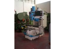 MILLING MACHINES - VERTICAL ITA