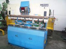 SHEET METAL BENDING MACHINES ME