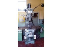 MILLING MACHINES - HIGH SPEED D