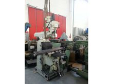 MILLING MACHINES - HIGH SPEED F