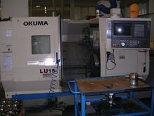 LATHES - UNCLASSIFIED OKUMA LU