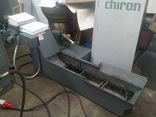 MACHINING CENTRES CHIRON FZ08W