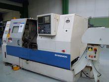 LATHES - CN/CNC DAEWOO PUMA 230