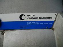 COMPRESSORE MATTEI USED