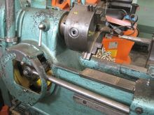 LATHES - AUTOMATIC SINGLE-SPIND