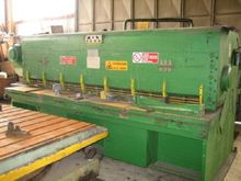 Used SHEARS CBC 3000