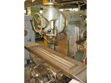 MILLING MACHINES - HIGH SPEED W