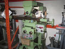 MILLING MACHINES - HIGH SPEED M