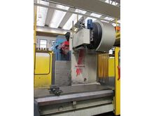 2000 MILLING MACHINES - BED TYP