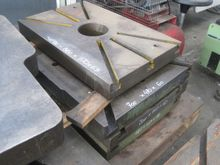 WORKING PLATES PIANI PER PRESSE