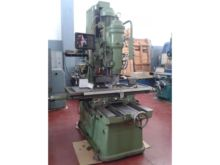 MILLING MACHINES - BED TYPE SAC