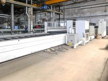 1996 LASER CUTTING MACHINES LVD