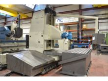 1991 MILLING MACHINES - BED TYP