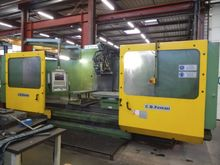 MILLING AND BORING MACHINES CB