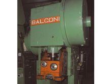 PRESSES - MECHANICAL BALCONI MT