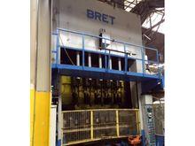 PRESSES - MECHANICAL BRET 660 T