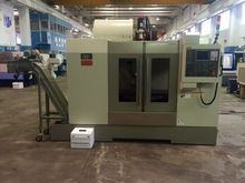 MACHINING CENTRES FIRST MCV 100