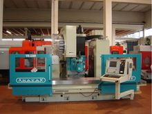 MILLING MACHINES - BED TYPE ANA