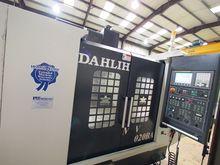 MACHINING CENTRES DAHLIH MCV-10